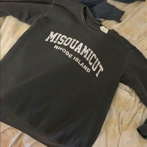 Misquamicut sweatshirt